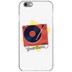 great sound iPhone 6/6s Case | Artistshot