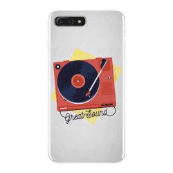 great sound iPhone 7 Plus Case | Artistshot