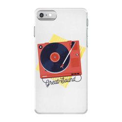 great sound iPhone 7 Case | Artistshot