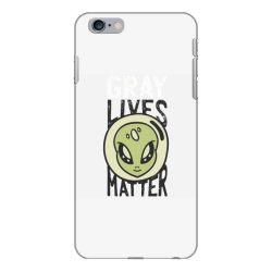 gray lives matter iPhone 6 Plus/6s Plus Case | Artistshot