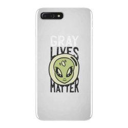 gray lives matter iPhone 7 Plus Case | Artistshot