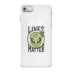 gray lives matter iPhone 7 Case | Artistshot