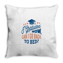graduation Throw Pillow | Artistshot