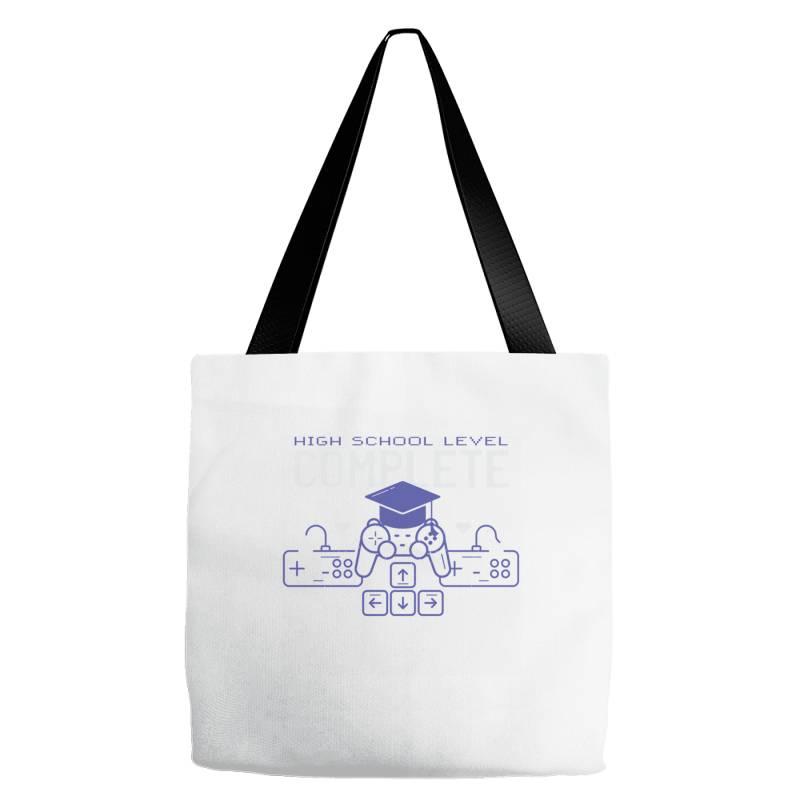 Graduation Gaming Tote Bags | Artistshot