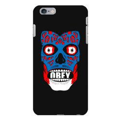 obey face funny iPhone 6 Plus/6s Plus Case | Artistshot