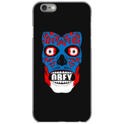 obey face funny iPhone 6/6s Case | Artistshot