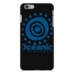 oceanic airlines iPhone 6 Plus/6s Plus Case | Artistshot