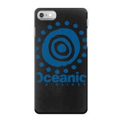oceanic airlines iPhone 7 Case | Artistshot