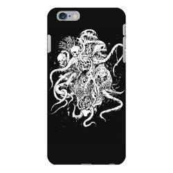 octopus skull death metal iPhone 6 Plus/6s Plus Case | Artistshot