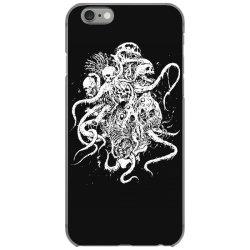octopus skull death metal iPhone 6/6s Case | Artistshot