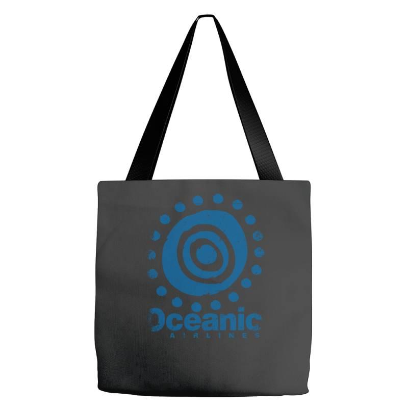 Oceanic Airlines Tote Bags | Artistshot