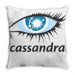 cassandra Throw Pillow | Artistshot
