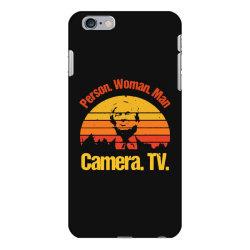 trump person woman man camera tv vintage iPhone 6 Plus/6s Plus Case | Artistshot