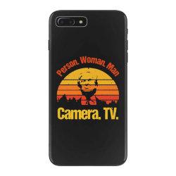 trump person woman man camera tv vintage iPhone 7 Plus Case | Artistshot