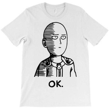 Ok Hero T-shirt Designed By Ismi