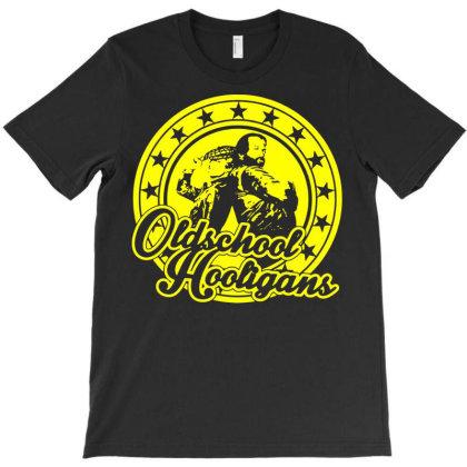 Oldschool Hooligans 2 T-shirt Designed By Ismi