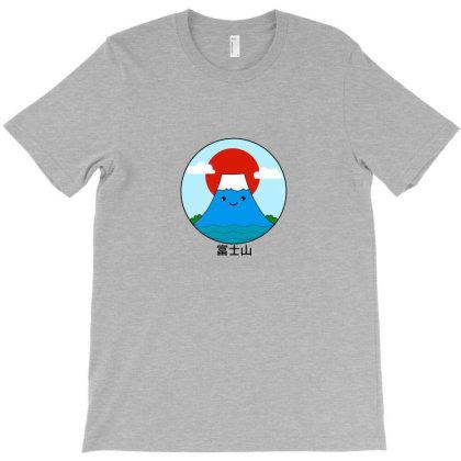 Fuji T-shirt Designed By Naura Prisillya