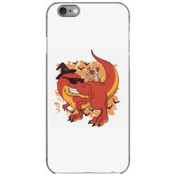 halloween pug and dinosaur iPhone 6/6s Case | Artistshot