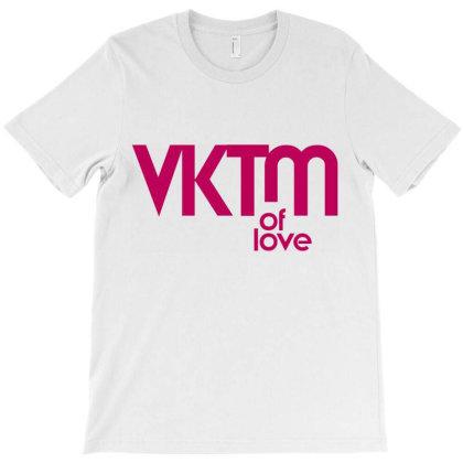 Victim Of Love T-shirt Designed By Designisfun
