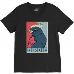 Birdie T Shirt V-Neck Tee | Artistshot