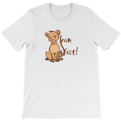 Lion T-shirt Designed By Disgus_thing
