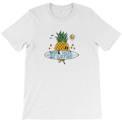 Surfing T-shirt Designed By Disgus_thing