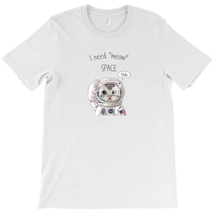 Cat T-shirt Designed By Disgus_thing