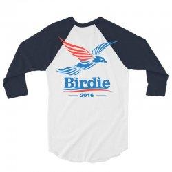 Birdie 2016 T Shirt 3/4 Sleeve Shirt   Artistshot