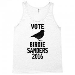 Vote For Birdie Sanders Tank Top | Artistshot