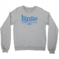 birdie sanders Crewneck Sweatshirt | Artistshot