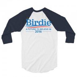 birdie sanders 3/4 Sleeve Shirt | Artistshot