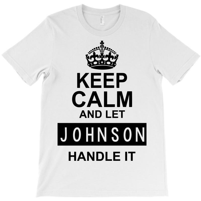 Johnson T-shirt   Artistshot