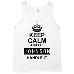 johnson Tank Top   Artistshot
