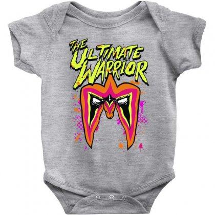 The Ultimate Wrestler Baby Bodysuit Designed By Mdk Art