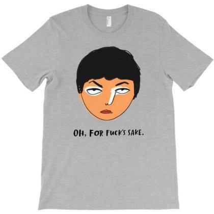 Fuck Sake T-shirt Designed By Dhita Irwanda
