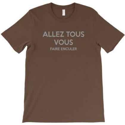 Faire Enculer T-shirt Designed By Elga Vaniaputri