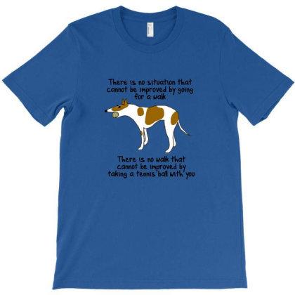 For The Love Dog T-shirt Designed By Elga Vaniaputri