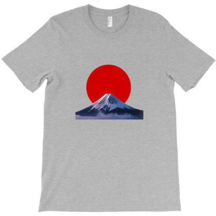 Fuji T-shirt Designed By Elga Vaniaputri