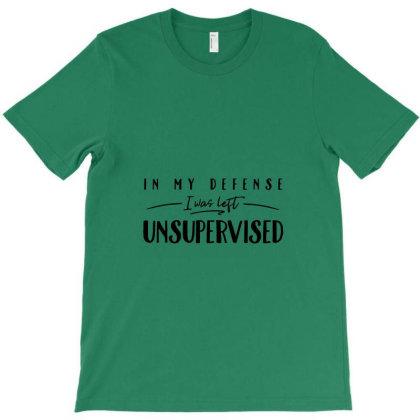 In My Defense T-shirt Designed By Elga Vaniaputri