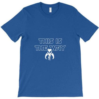 Baby Yoda T-shirt Designed By Elga Vaniaputri