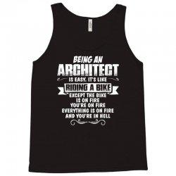 being an architect Tank Top | Artistshot