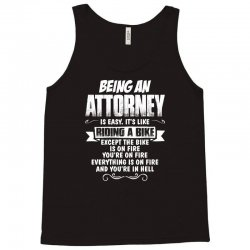 being an attorney Tank Top | Artistshot
