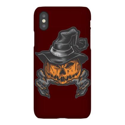 Halloween Pumpkins Iphonex Case Designed By Chiks
