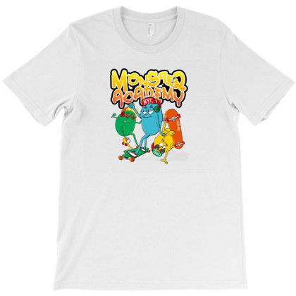 Monster T-shirt Designed By Disgus_thing
