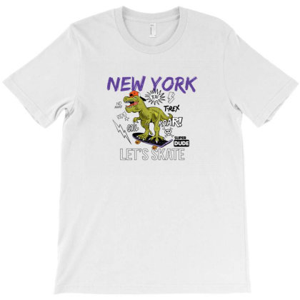 Newyork T-shirt Designed By Disgus_thing