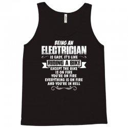 being an electrician Tank Top | Artistshot