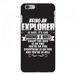 being an explorer iPhone 6 Plus/6s Plus Case | Artistshot