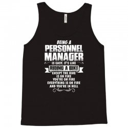being a personnel manager Tank Top | Artistshot