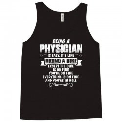 being a physician Tank Top | Artistshot