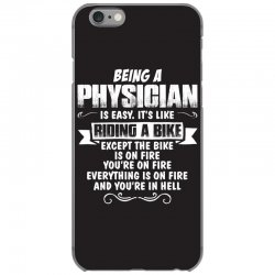 being a physician iPhone 6/6s Case | Artistshot